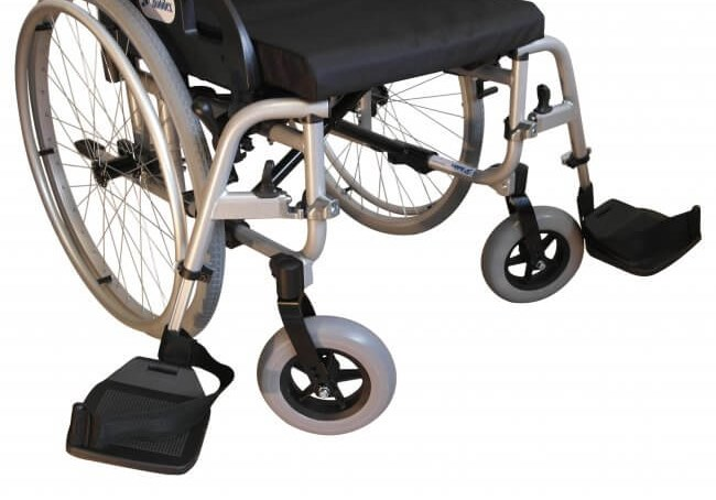 Nedre kørestol